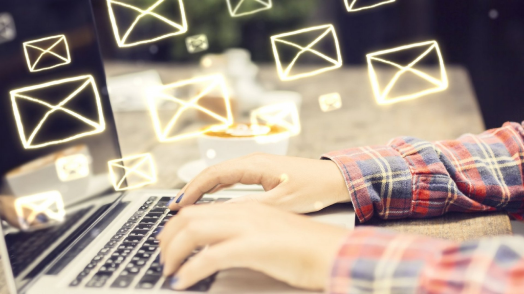 Billions-Of -emails- are -sent -daily